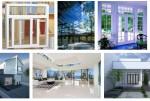 Lợi ích của cửa nhôm kính trong thiết kế homestay