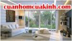 Sử dụng cửa nhôm kính cho không gian rộng rãi hơn