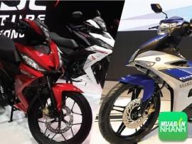 Đánh giá chi tiết 2 dòng xe Winner 150 vs Exciter 150cc từ mua bán nhanh 5 giây