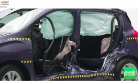 Đánh giá mức độ an toàn xe Chevrolet Duo 2016