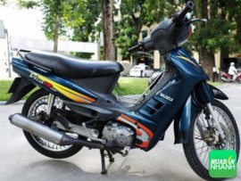 Kinh nghiệm chọn mua xe máy Suzuki cũ giá rẻ