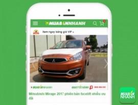 Kinh nghiệm xác định giá xe ôtô Mitsubishi Mirage cũ bổ ích không nên bỏ qua