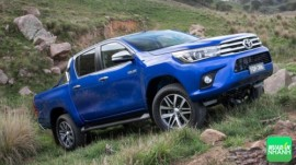 Môi giới ô tô Toyota Hilux