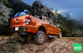 Mua xe bán tải Ford Ranger cũ giá rẻ