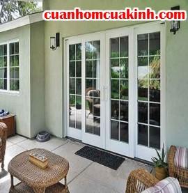 Nét đẹp hiện đại cho ngôi nhà với cửa nhôm kính