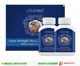 Nhau Thai Cừu Vitatree đẹp da, trị nám - Mỹ phẩm Thảo Linh