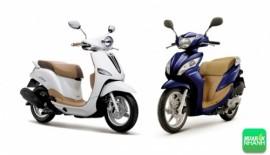 So sánh Honda Vision và Yamaha Grande: xe nào giá tốt đảm bảo chất lượng?