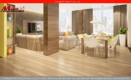 Thanh lý sàn gỗ công nghiệp - Công ty Sàn gỗ Mạnh Trí