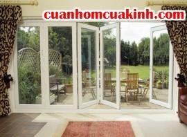 Xu hướng chọn cửa kính cho mùa hè