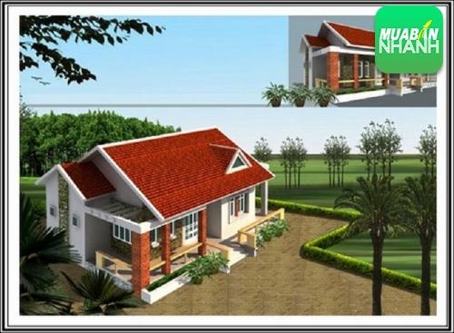 5 mẫu thiết kế nhà cấp 4 đẹp, đơn giản và hiện đại, 117, Tiên Tiên, Cửa Nhom Cửa Kính, 04/03/2016 13:14:54