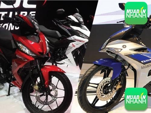 Đánh giá chi tiết 2 dòng xe Winner 150 vs Exciter 150cc từ mua bán nhanh 5 giây, 133, Minh Thiện, Cửa Nhom Cửa Kính, 03/05/2016 14:40:04