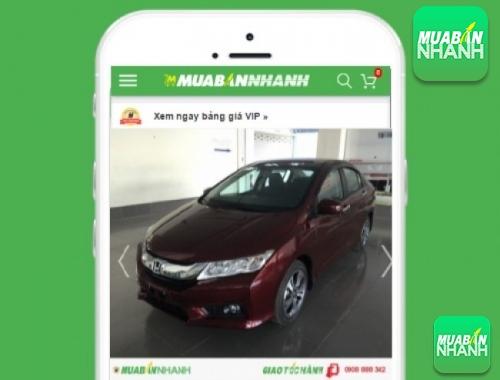 Giá xe Honda City 1.5 CVT, 152, Minh Thiện, Cửa Nhom Cửa Kính, 12/07/2016 15:27:46