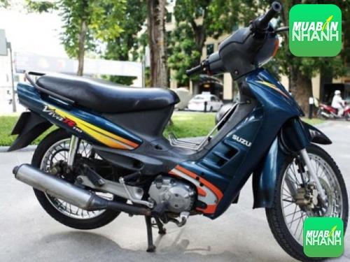 Kinh nghiệm chọn mua xe máy Suzuki cũ giá rẻ, 95, Trúc Phương, Cửa Nhom Cửa Kính, 23/12/2015 15:38:10