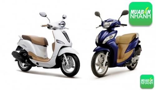 So sánh Honda Vision và Yamaha Grande: xe nào giá tốt đảm bảo chất lượng?, 142, Minh Thiện, Cửa Nhom Cửa Kính, 06/06/2016 14:24:30