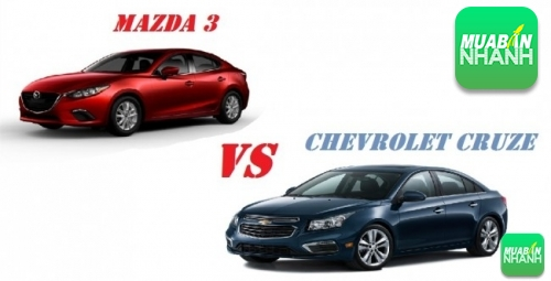 So sánh xe Chevrolet Cruze và Mazda 3, 114, Minh Thiện, Cửa Nhom Cửa Kính, 26/02/2016 13:42:44